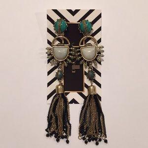 Jewelry - Bohemian Summer Fashion Statement Tassel Earrings
